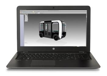 "HP ZBook 15 G3 Mobile Workstation - Intel i7 - 2.60GHz, 32GB RAM, 500GB HDD, Firepro W5170M 2GB, 15.6"" Display, Windows 10 Pro"
