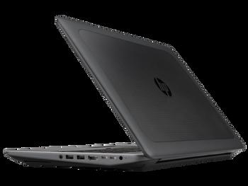"HP ZBook 15 G3 Mobile Workstation - Intel i7 - 2.70GHz, 16GB RAM, 256GB SSD, Quadro M1000M 2GB, 15.6"" Display, Windows 10 Pro"