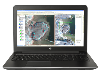 "HP ZBook 15 G3 Mobile Workstation - Intel i7 - 2.70GHz, 16GB RAM, 500GB HD, Quadro M1000M 2GB, 15.6"" Display, Windows 10 Pro"