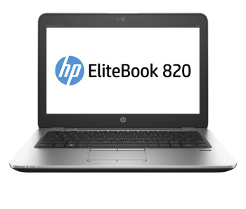 "HP EliteBook 820 G3 Notebook - Intel i5 - 2.40GHz, 16GB RAM, 128GB SSD, 12.5"" Display, Windows 10 Pro"