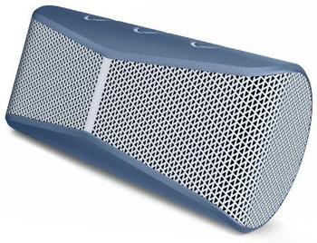 Logitech X300 Wireless Mobile Speaker (purple Housing/white Grill)