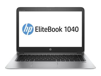 "HP EliteBook 1040 G4 – Intel Core i7 – 2.80GHz, 16GB RAM, 512GB SSD, 14"" Touchscreen, Windows 10 Pro"