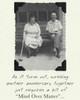 DSM 3031 - Anniversary Card