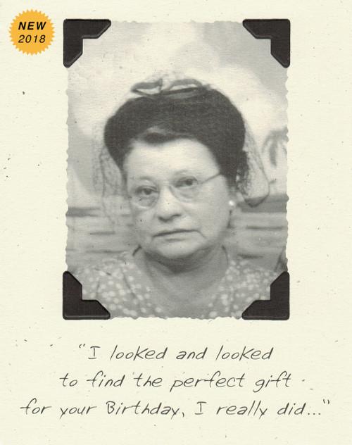 DSM3313 - Birthday Card
