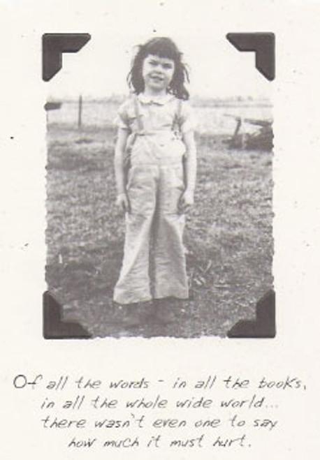 DSM 731- Sympathy Card
