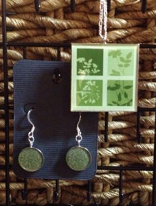 Green Leaf Duo