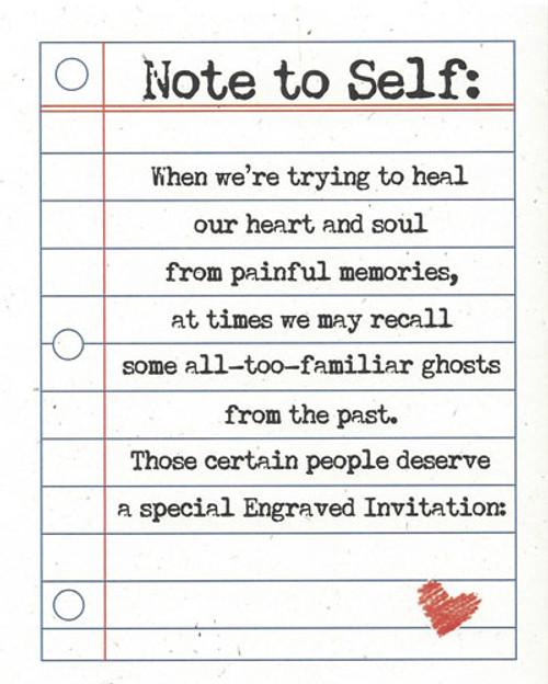 Engraved Invitation