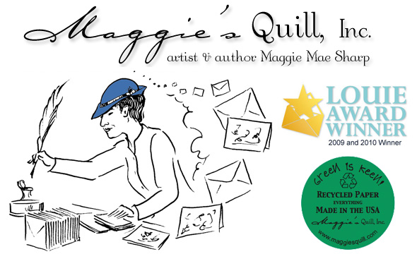 Maggie's Quill Inc.