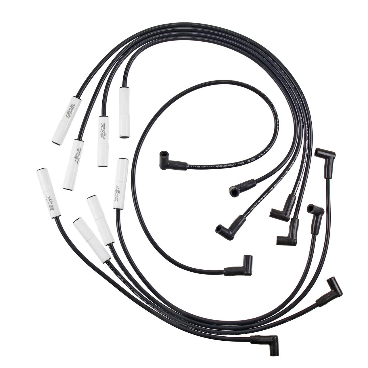 Accel Spark Plug Wire Set 9059C