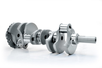"Lunati Signature Series LS 4.250"" Stroke Crankshaft 60842501 - 58x, 2.100"" R.J."