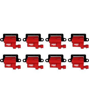 MSD Blaster LS Coils 82648 - '99-'09 L-Series Truck, 8-Pack