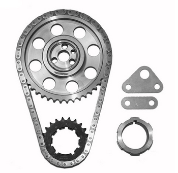 LS Billet Double Roller Timing Set 13533 - '97-'04, 3-Bolt
