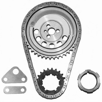 LS Gen III Billet Double Roller Timing Set 13534 - 3-Bolt, 1-Pole