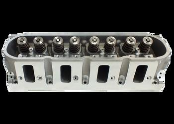 Dart Pro 1 LS CNC Aluminum Cylinder Head 11030153- 280cc Square Port, Assembled