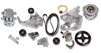 Holley LS Complete Accessory Drive Kit 20-138