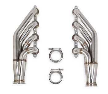 "Flowtech LS Turbo Headers 11537FLT - 1-7/8"", Natural Finish"