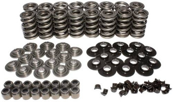 COMP Cams GM LS Dual Valve Spring Kit 26926TS-KIT - Tool Steel Retainers