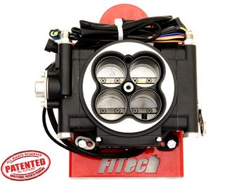FiTech 600HP Go EFI System 30002 Matte Black