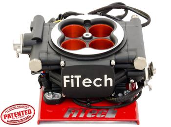 FiTech 600HP Go EFI Power Adder System 30004 Matte Black
