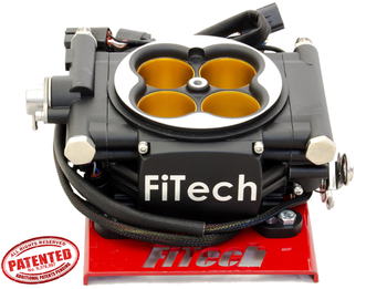 FiTech 1200HP Power Adder Plus EFI System 30012 Matte Black