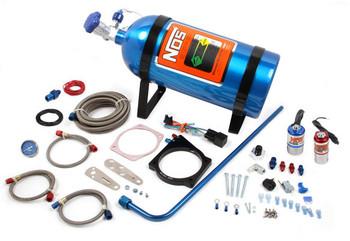 NOS GM LS 4-Bolt 105MM Throttle Plate Wet Nitrous Kit 05162NOS