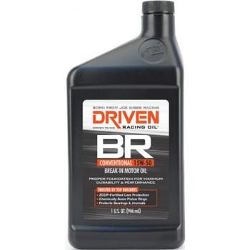 Driven Racing Oil BR Break In Oil 15W-50