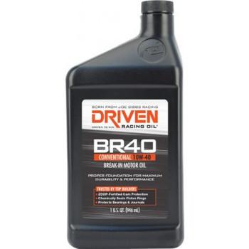 Driven Racing Oil BR40 Break In Oil 10W-40