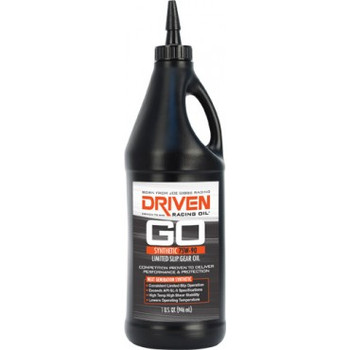 Driven Racing Oil Limited Slip Synthetic Gear Oil LS 75W-90