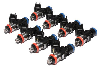 FAST LS3/L99/L76/LS7 Type 85 lb/hr High-Impedence USCAR Fuel Injectors 30857-8