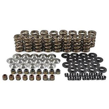 "PAC-KS32 RPM SERIES DUAL SPRING KIT - 1.304"" O.D. x 0.700 MAX LIFT - TITANIUM RETAINERS - 7 Degree"