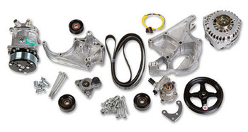 Holley LS Complete Accessory Drive Kit 20-137