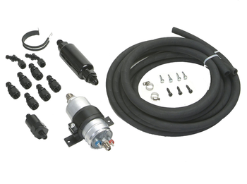 FiTech Go EFI Inline Fuel Pump Kit 40005