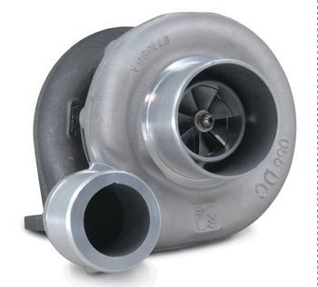 BorgWarner S366SX3 66/73 .91 A/R T4 Turbocharger w/ 90-Degree Outlet 177284