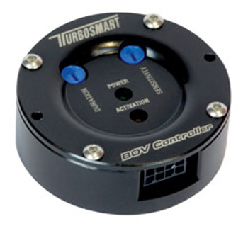 Turbosmart Race Port Black Blow-Off Valve Controller Kit TS-0304-1002