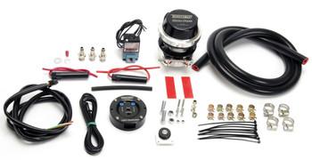 Turbosmart Race Port Black 52mm Blow-Off Valve Controller Kit TS-0304-1002