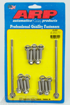 ARP GM LS Oil Pan Stainless Hex Bolts 434-6901