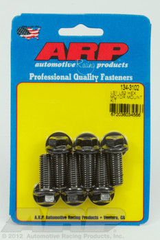 ARP GM LS Motor Mount Hex Bolts 134-3102