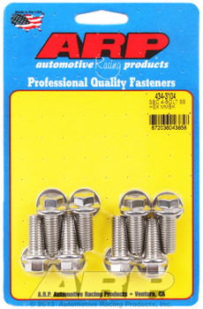 ARP GM LS Motor Mount Stainless Hex Bolts 434-3104
