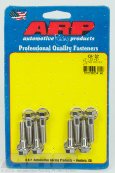 ARP GM LS Timing Cover Stainless Hex Bolts 434-1501