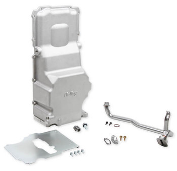 Holley Stroker Clearanced LS Swap Oil Pan 302-3