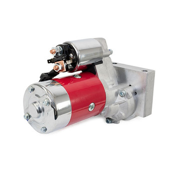 GM LSX High Torque Mini Starter - Red