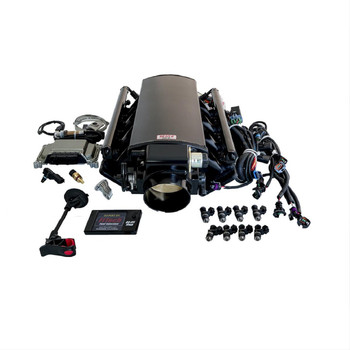 FiTech Ultimate LS Truck 500HP EFI Kit W/ Transmission Control