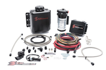 Snow Performance Stage 4 Boost Cooler Platinum Tuning Water-Meth Injection Kit (Braided Lines)