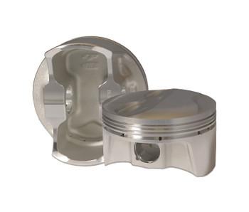 CP Bullet LS7 4.125 Bore 4.000 Stroke +5cc Dome Pistons & Rings Kit (R Series)