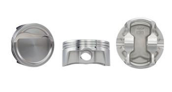CP Bullet LS 4.005 Bore 3.622 Stroke -13.0cc Dish Pistons & Rings Kit (Stock Rod)