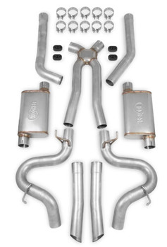 Hooker 3 inch Exhaust System for 1978-87 GM G-Body 70501364-RHKR