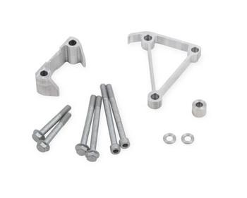 Holley LS Swap Low Mount Accessory Bracket Install Kit 21-4 - Long Belt