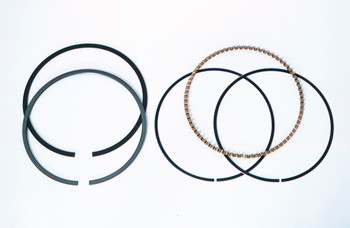 """Mahle Motorsports 3.640"""" +.005"""" 1.0mm, 1.0mm, 2.0mm File Fit Rings 3645MS-112"""