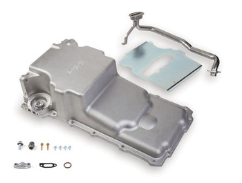 Holley LS Swap Oil Pan 302-2
