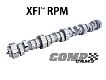 COMP Cams Hydraulic Roller 54-414-11 XFI RPM, XR269HR - Great Mid-Range w/ Superior Top End Power, Needs Computer Modifications